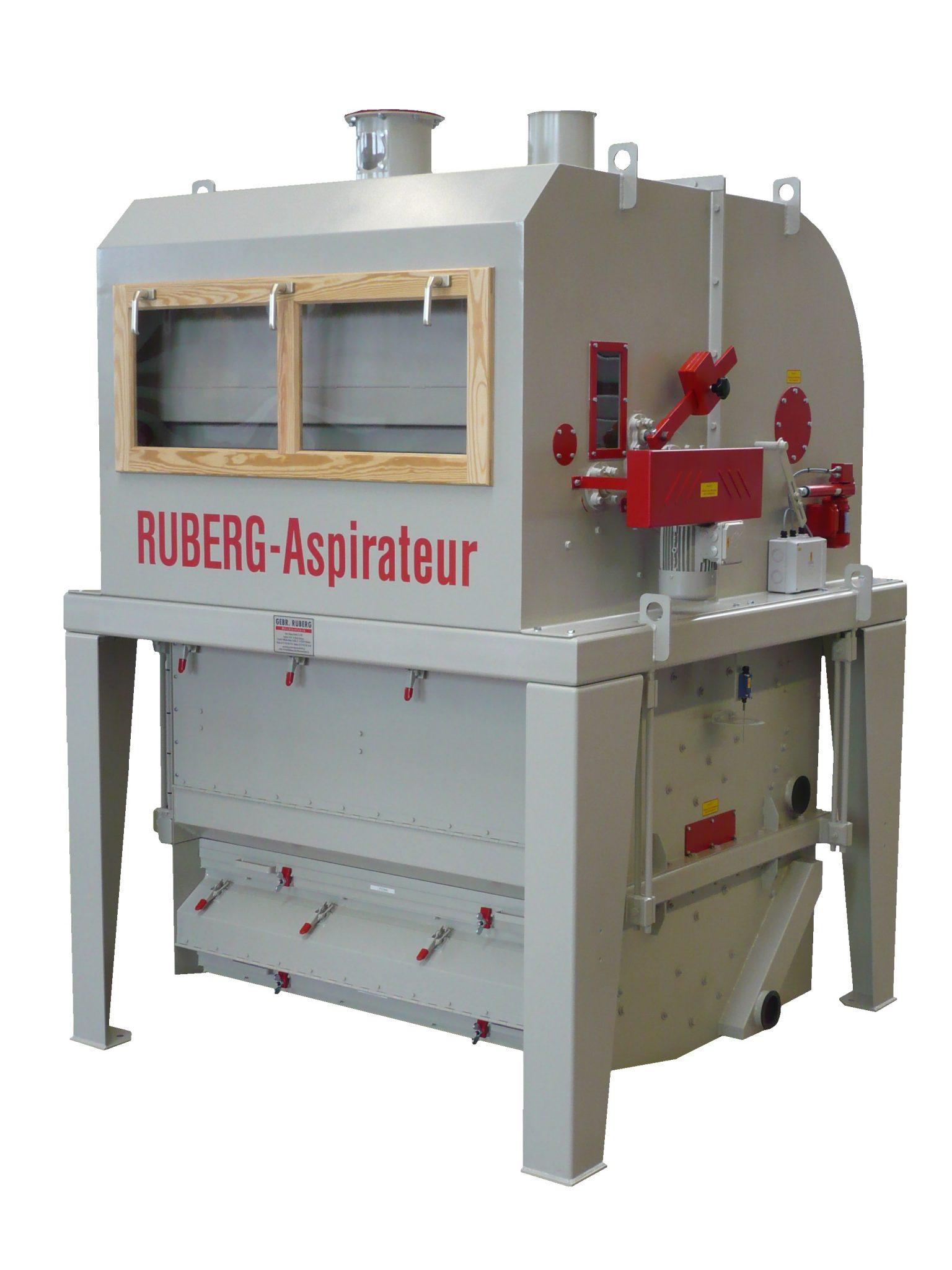 RUBERG-Aspirateur Baureihe RV 40 - RV 60